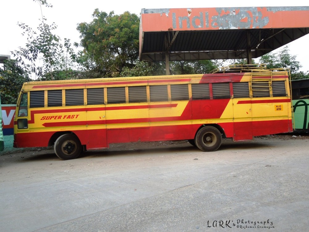 KSRTC RSK 645 Sulthan Bathery – Coimbatore