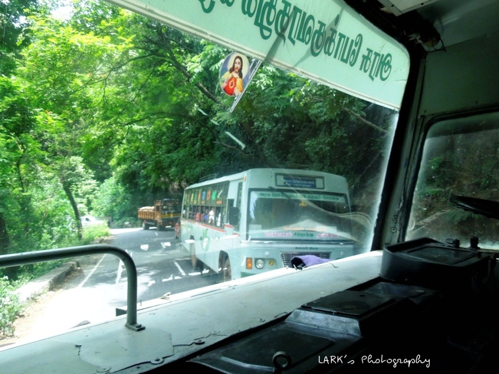 TNSTC TN 43 N 0694 Mettupalayam - Mulligur