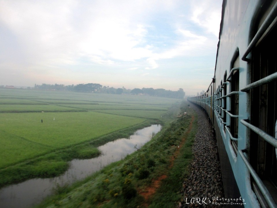 Indian Railways 16206 - Mysore - Talguppa Intercity Express