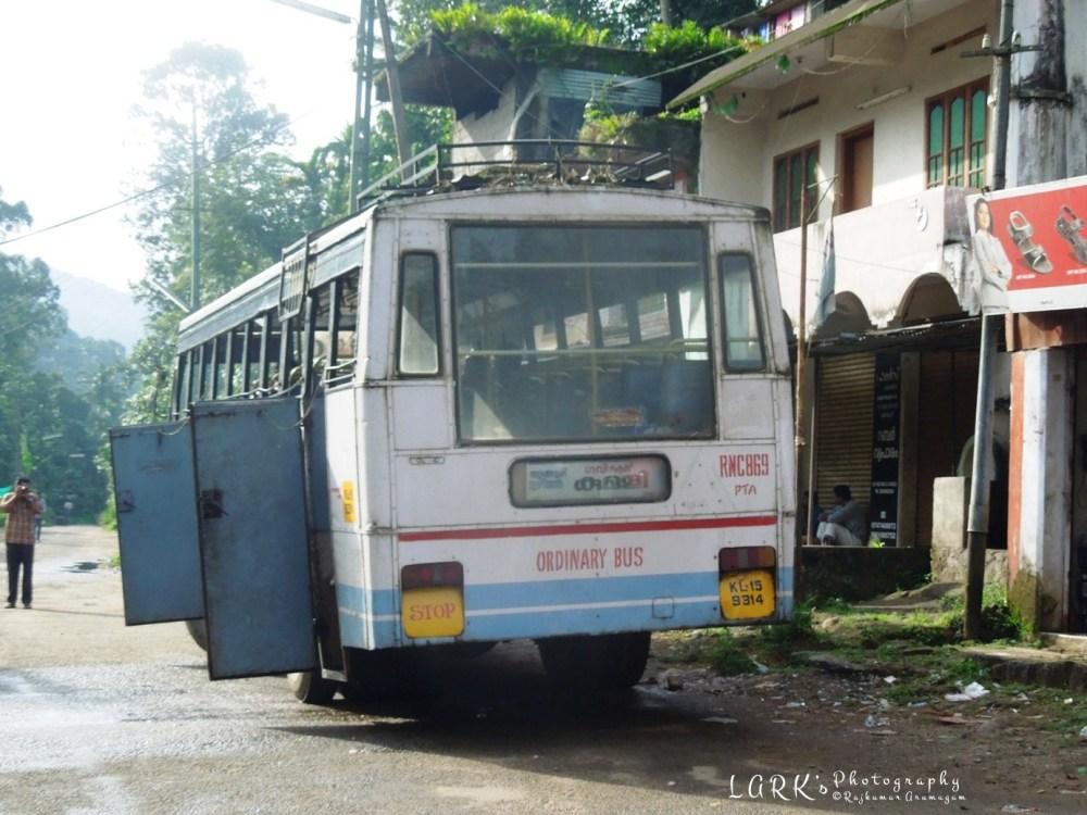 KSRTC RNC 869 Pathanamthitta - Gavi - Kumily