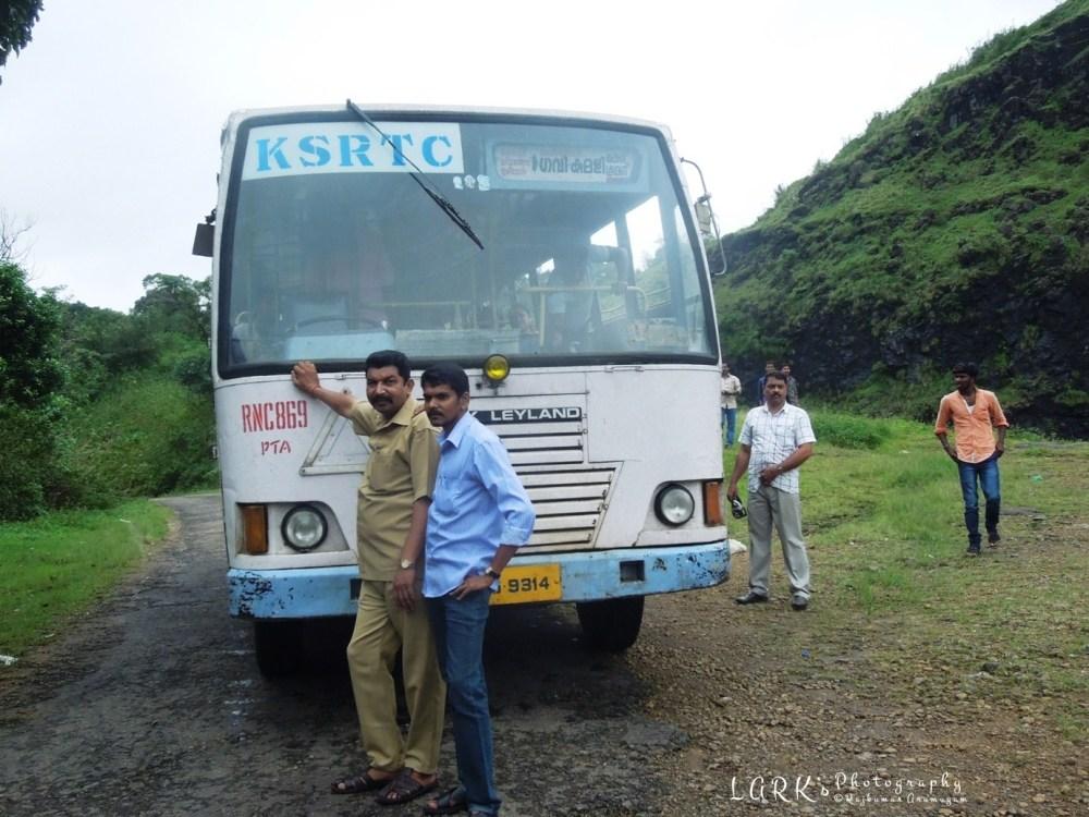 KSRTC RNC 869 Pathanamthitta - Kumily