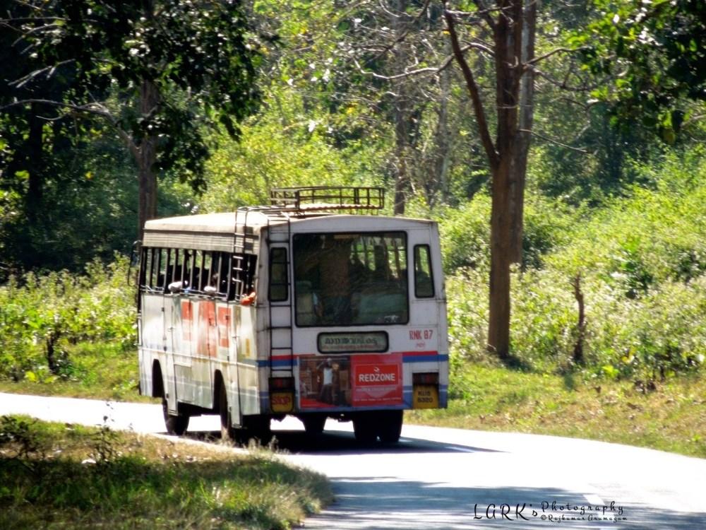 KSRTC RNK 87 Mananthavady - Kutta