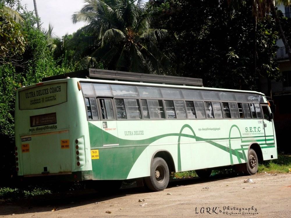 SETC TN 01 AN 1091 Guruvayur - Chennai