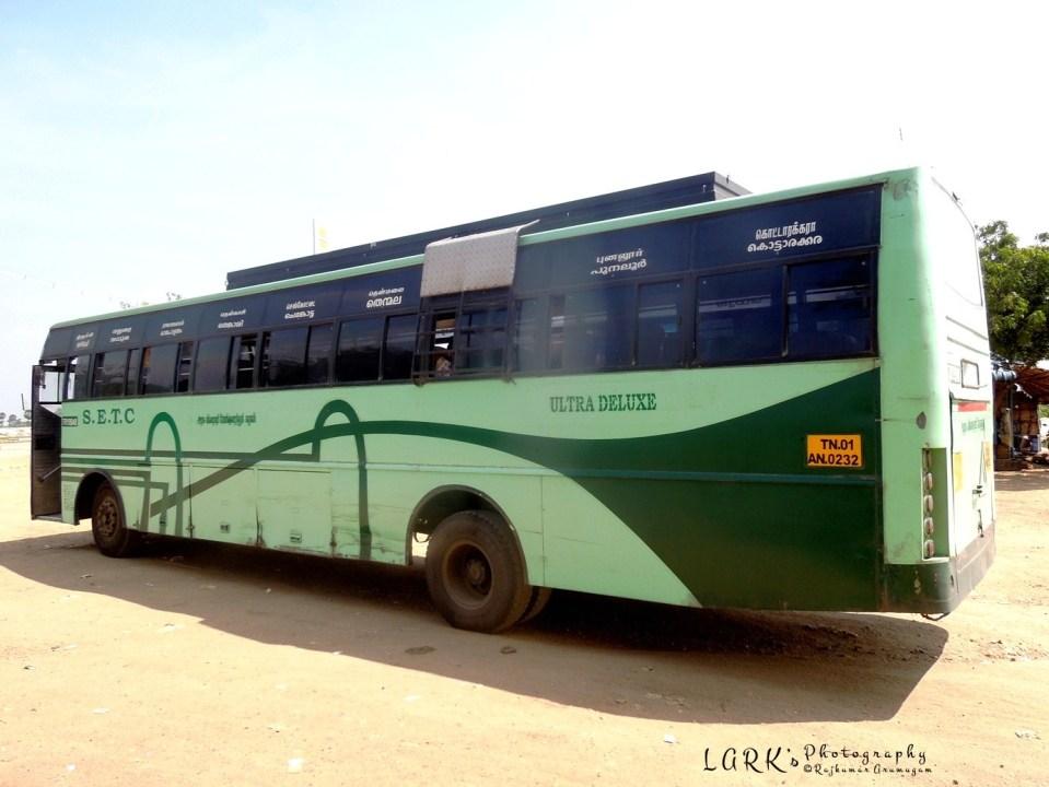 SETC TN 01 AN 0232 Kottarakkara - Trichy