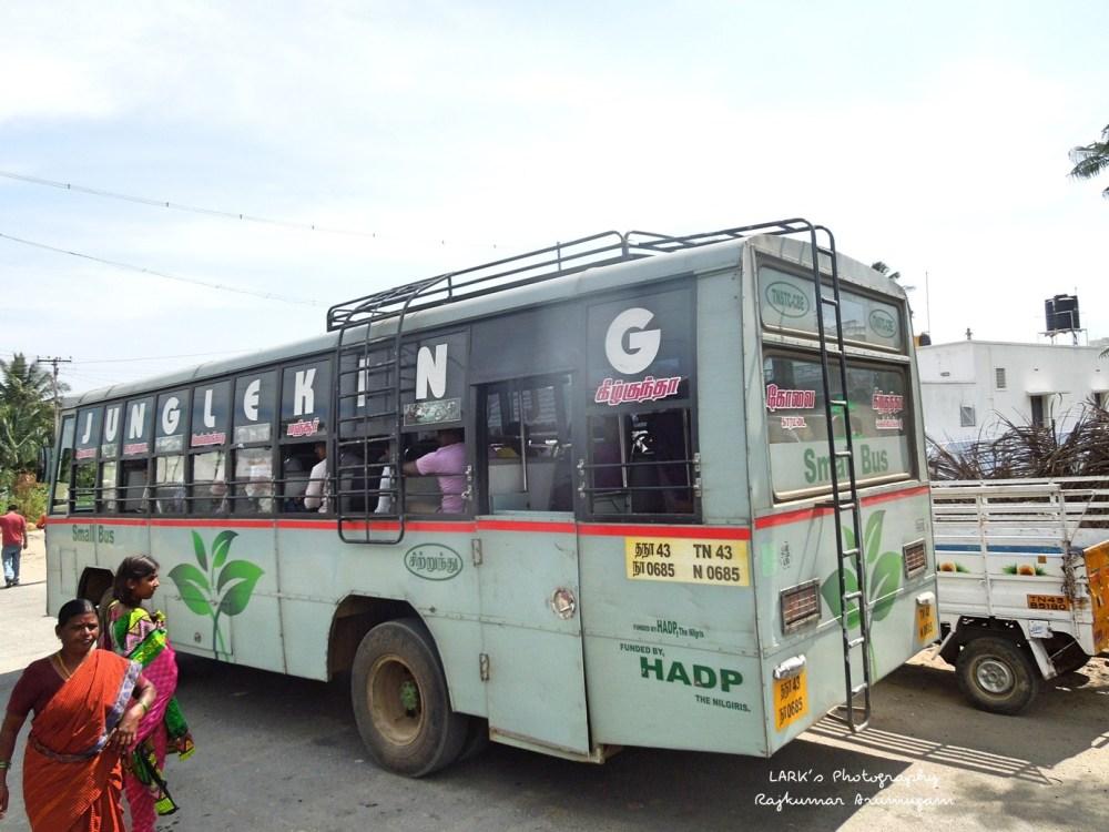 TNSTC TN 43 N 0685 Coimbatore - Kizkundah