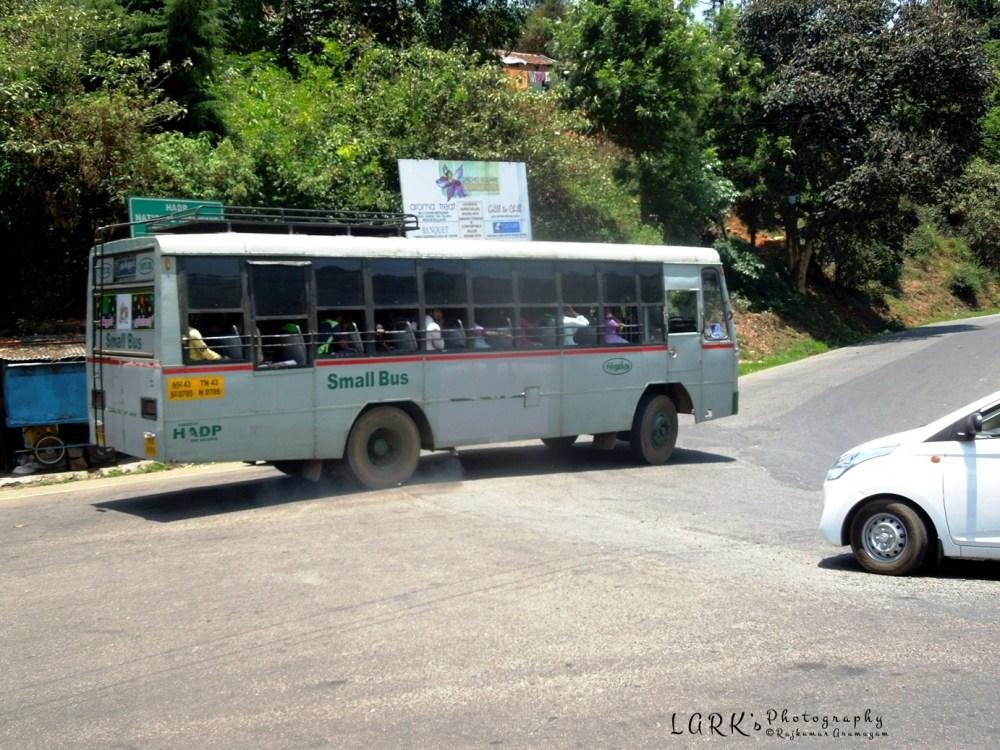 TNSTC TN 43 N 0705 Coonoor - Mooperkadu