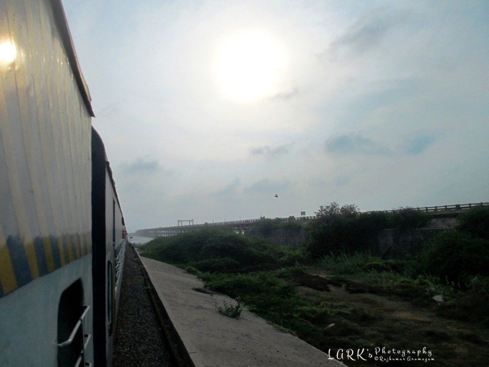 Indian Railways 16779 - Tirupati - Rameswaram Meenakshi Express