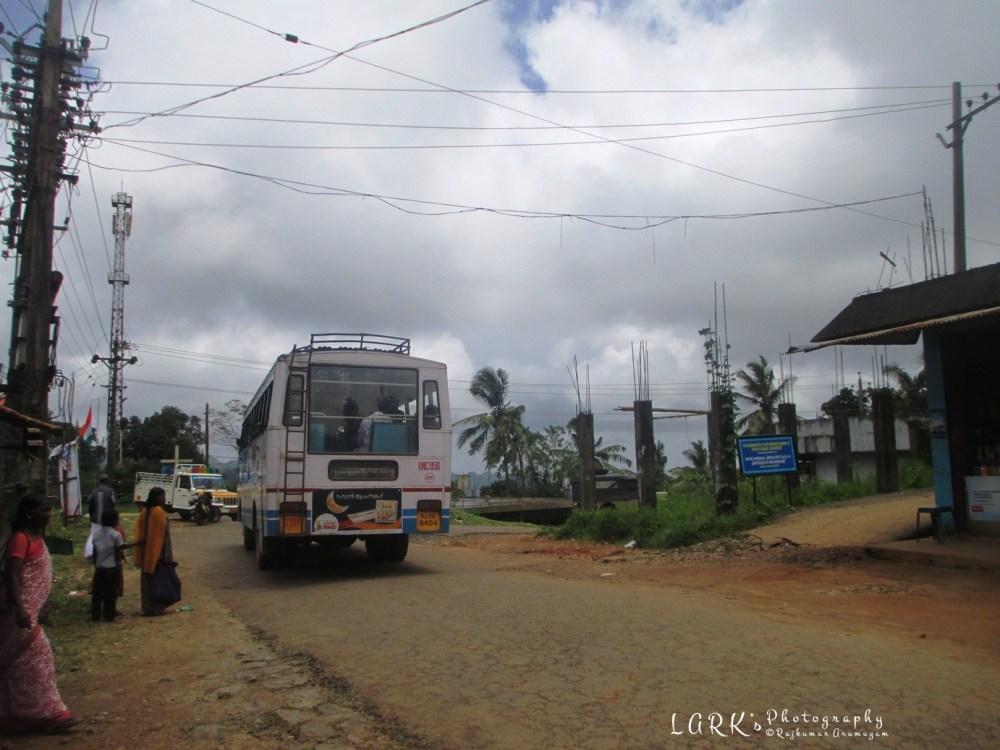 KSRTC RNC 956 Nilambur - Kakkadampoyil - Thiruvambady