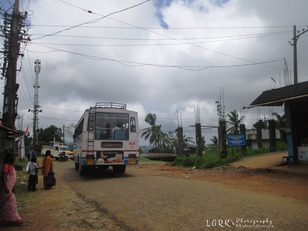 KeSRTC RNC 956 Nilambur - Kakkadampoyil - Thiruvambady