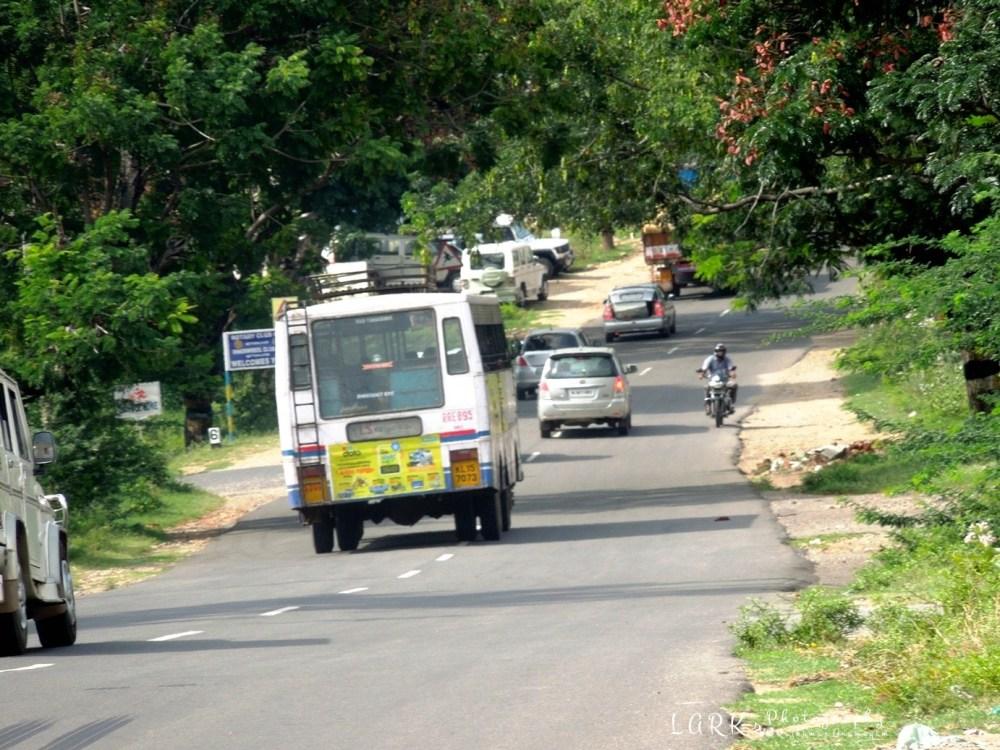 KSRTC RRE 895 Mannarkkad - Mettupalayam