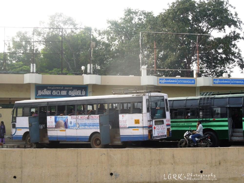 KeSRTC RRE 895 Mannarkkad - Mettupalayam