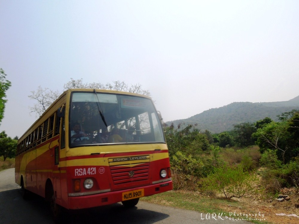 KSRTC RSA 421 Thamarassery - Coimbatore