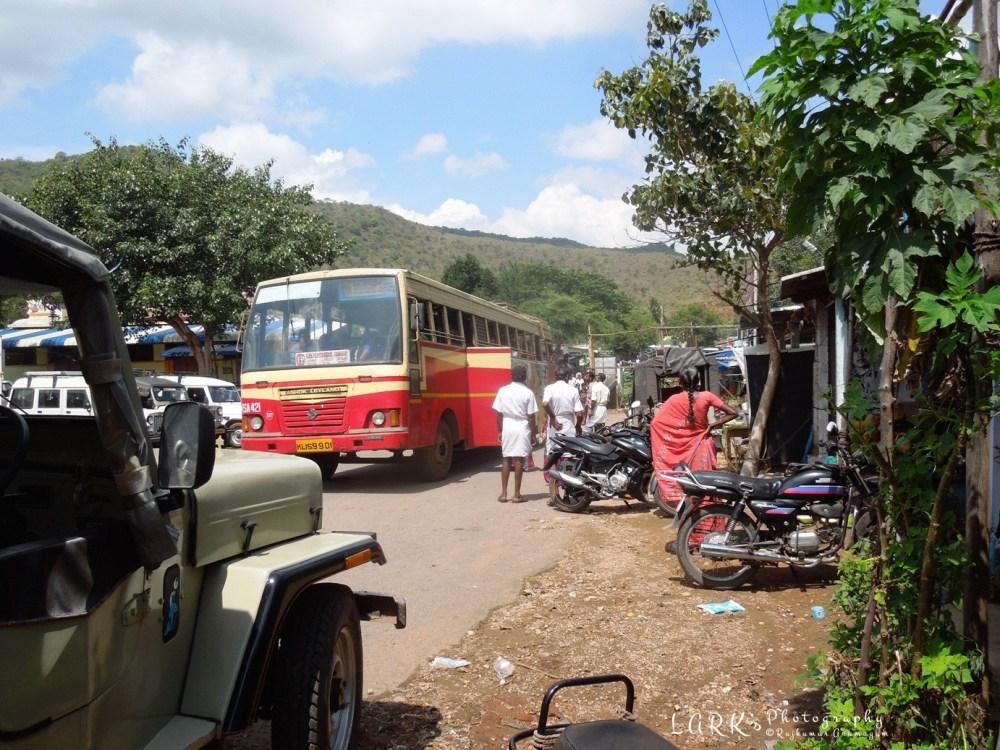 KeSRTC RSA 421 Thamarassery - Coimbatore