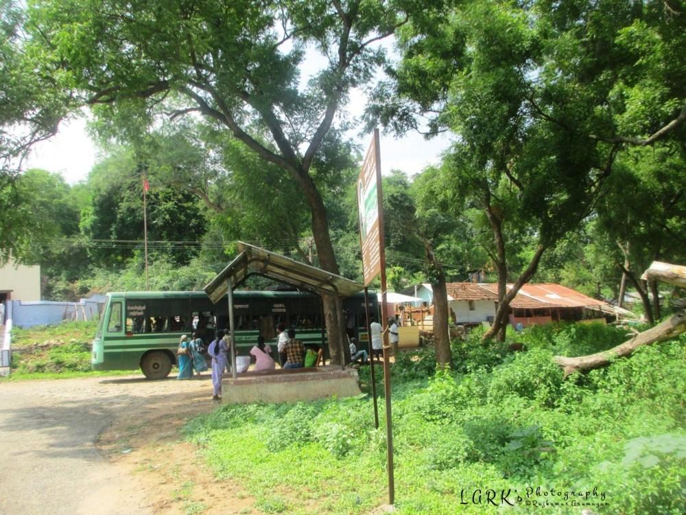TNSTC TN 38 N 2373 Coimbatore - Pillur Dam