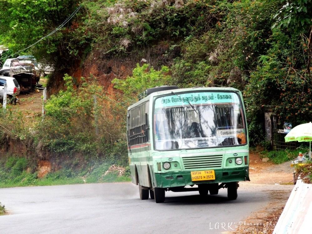 TNSTC TN 38 N 2570 Coimbatore - Woodlands