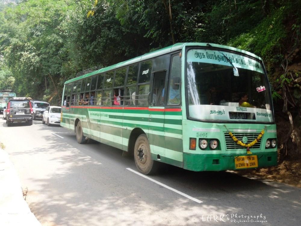 TNSTC TN 38 N 2966 Coimbatore - Thaloor