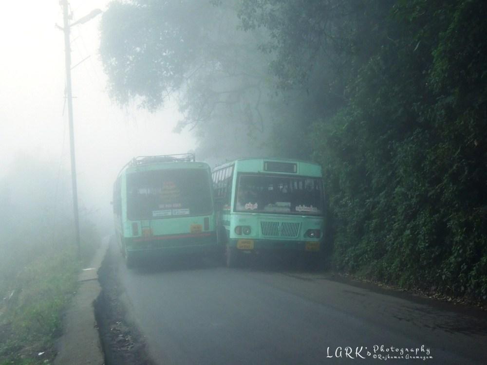 TNSTC TN 43 N 0513 Coonoor - Manjakombai