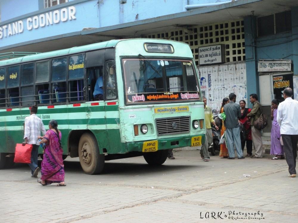 TNSTC TN 43 N 0525 Mettupalayam - Thangadu
