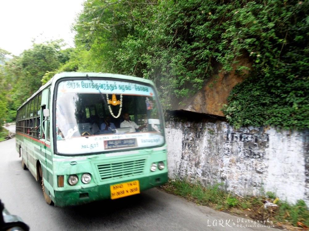 TNSTC TN 43 N 0658 Coimbatore - Thaloor