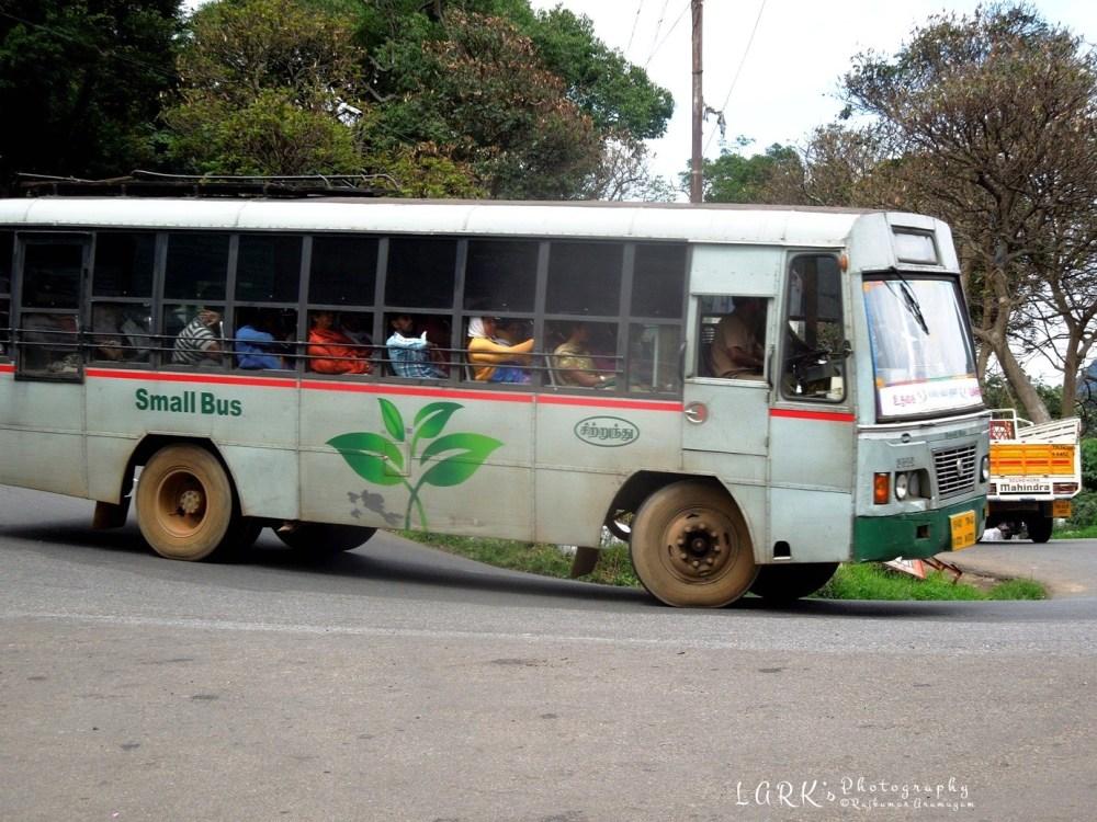 TN 43 N 0721 Ooty - Melkundah & Ooty - Coimbatore