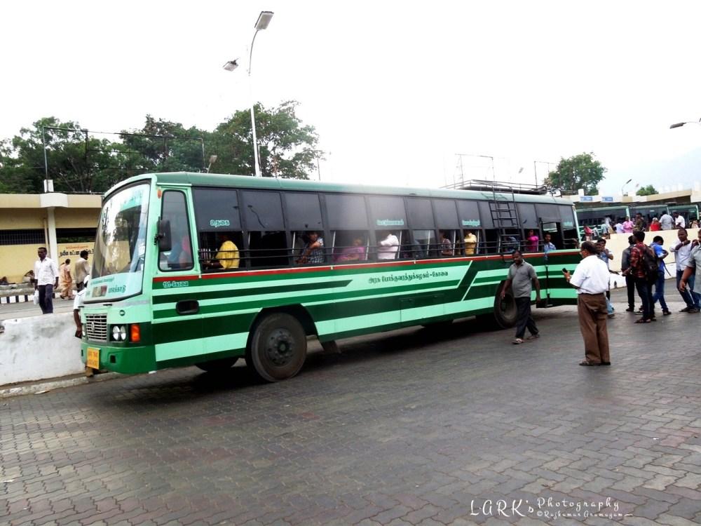 TNSTC TN 43 N 0747 Ooty - Palakkad