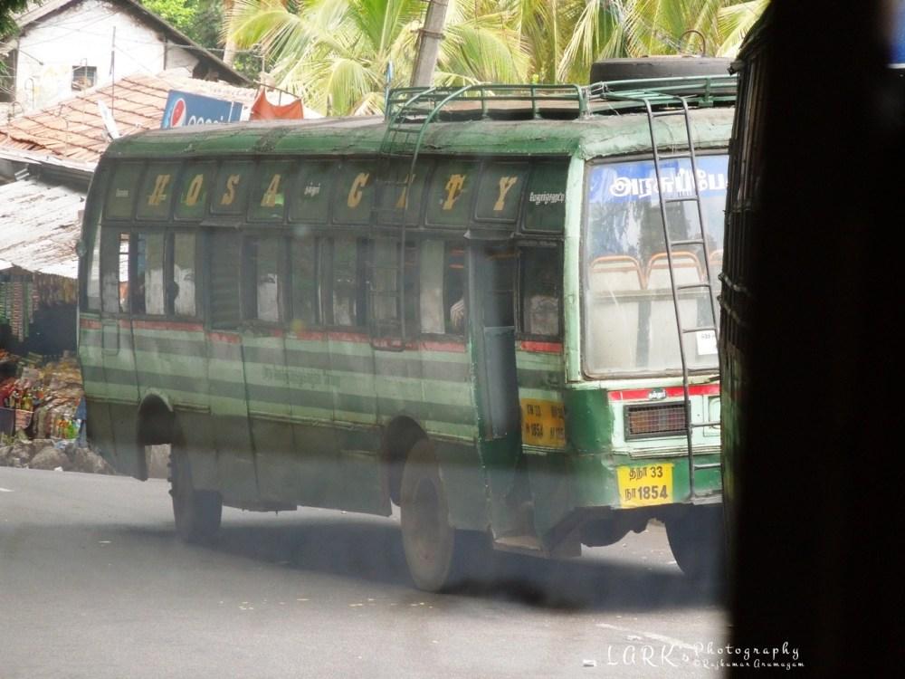 TNSTC TN 33 N 1854 Melur Hosahatty - Coimbatore