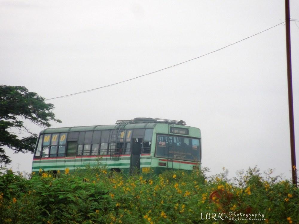 TNSTC TN 38 N 2098 Gudalur - Moyar
