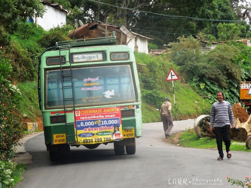 TNSTC TN 43 N 0531 Coonoor - Korakundah