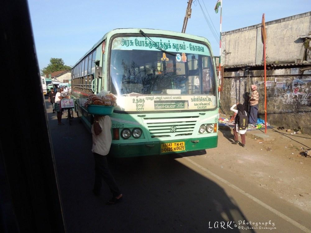 TNSTC TN 43 N 0625 Ooty - Kozhikode