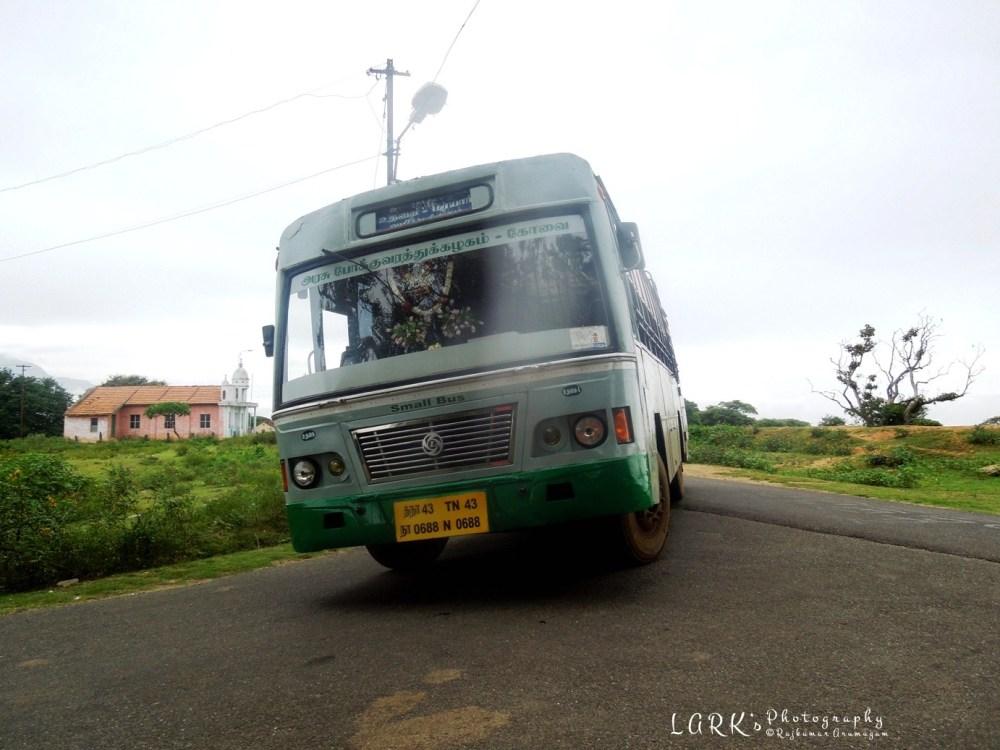 TNSTC TN 43 N 0688 Ooty - Moyar