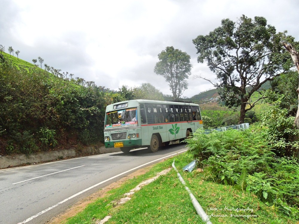 TN 43 N 0735 Ooty - Kinnakorai