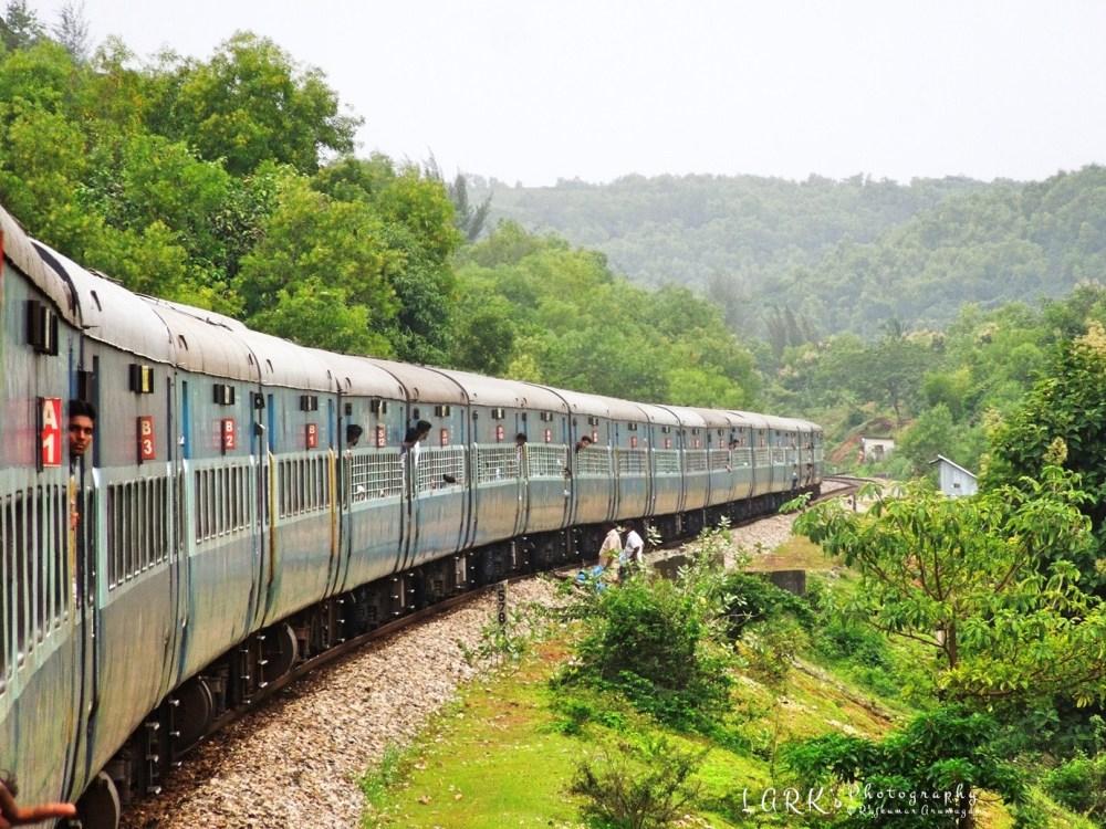 Indian Railways 12620 - Matsyagandha Express