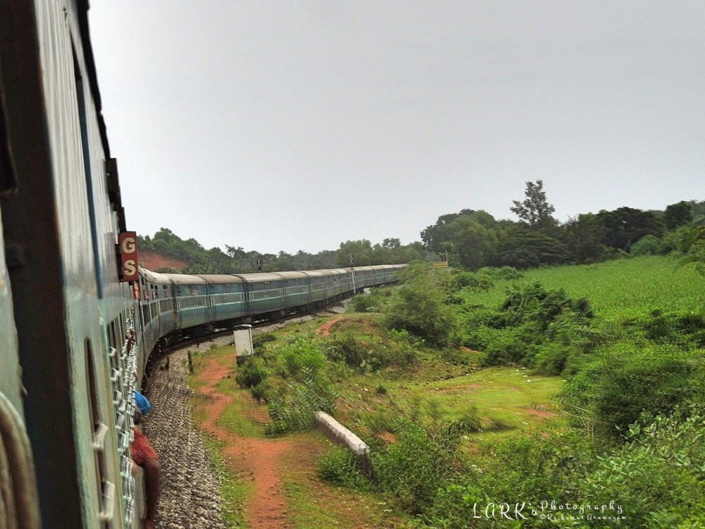 Indian Railways 12620 - Matsyagandha Express