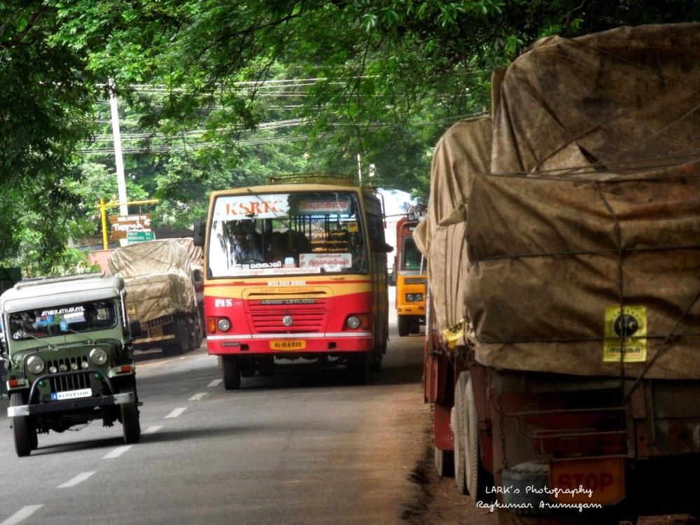KeSRTC RPM 96 Changanassery - Tirunelveli