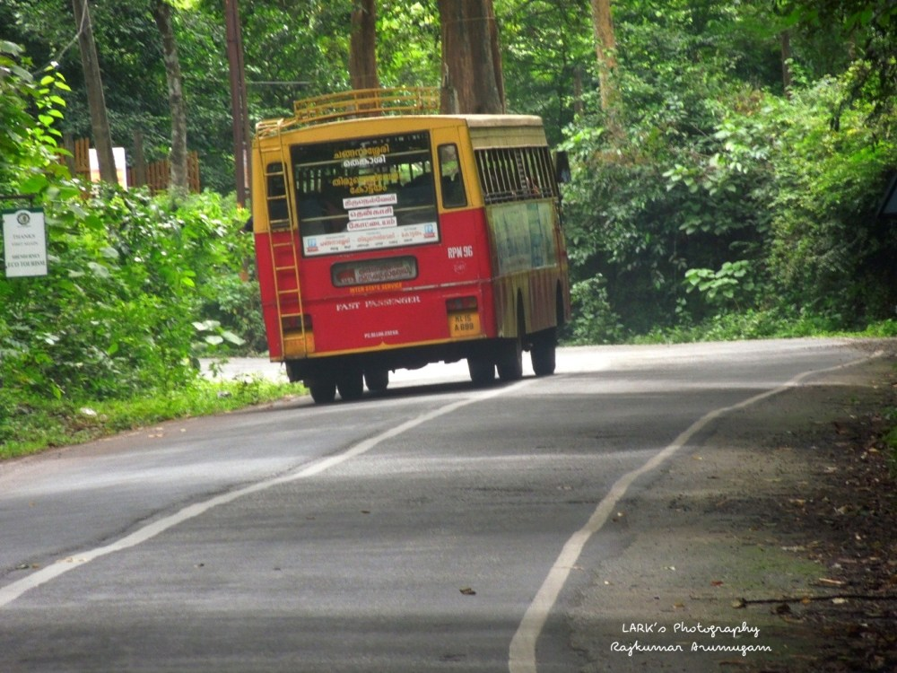 KSRTC RPM 96 Changanassery - Tirunelveli