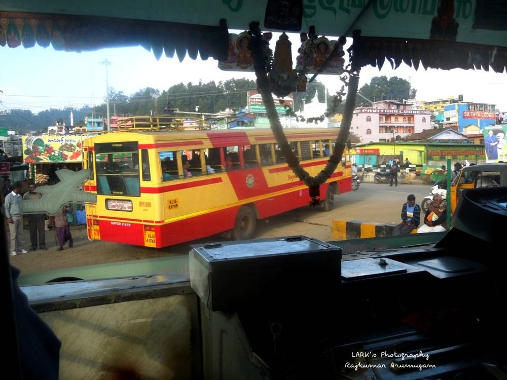 KSRTC RPK 988 Malappuram - Ooty