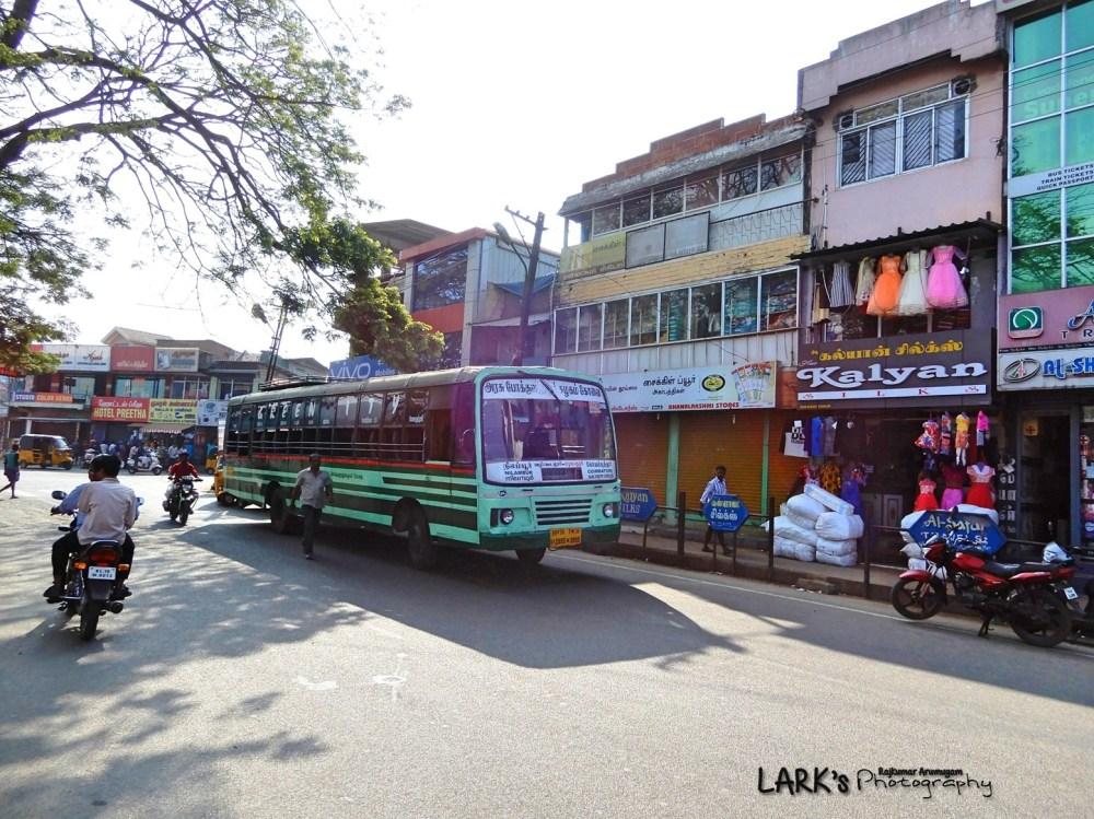 TNSTC TN 38 N 2895 Nilambur - Coimbatore (1)
