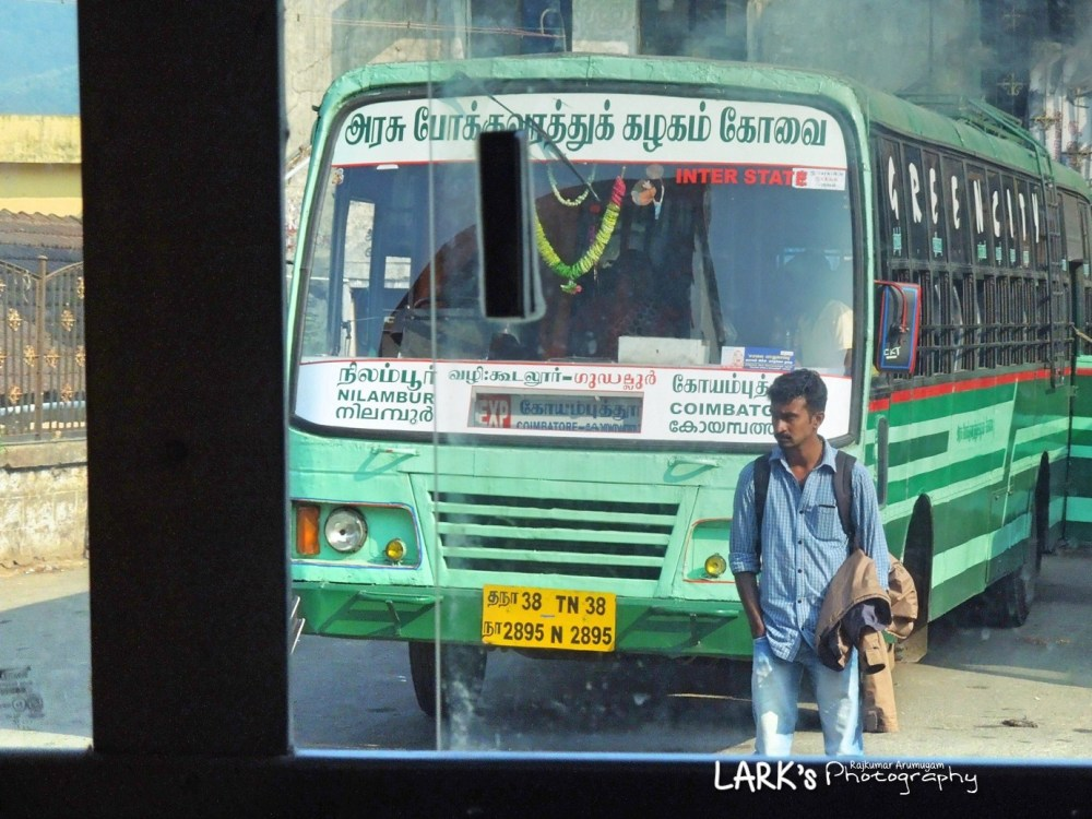 TNSTC TN 38 N 2895 Nilambur - Coimbatore