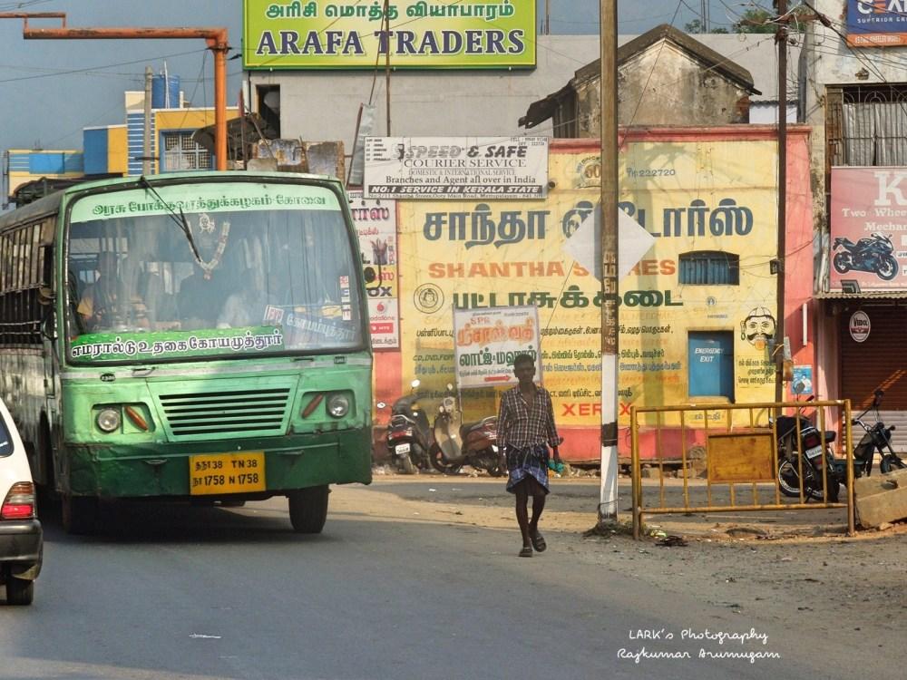 TNSTC TN 38 N 1758 Emerald - Coimbatore