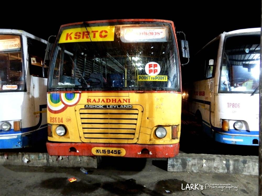 KSRTC RSK 04 Sulthan Bathery - Kozhikode