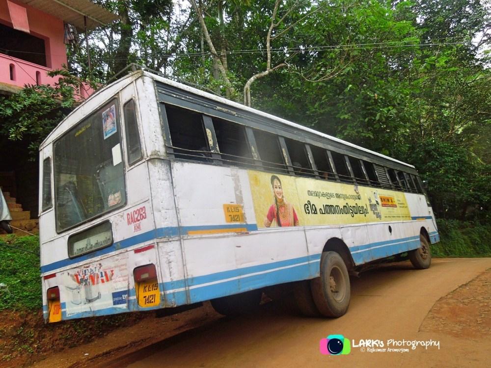 KSRTC RAC 263 Punalur - Achankovil