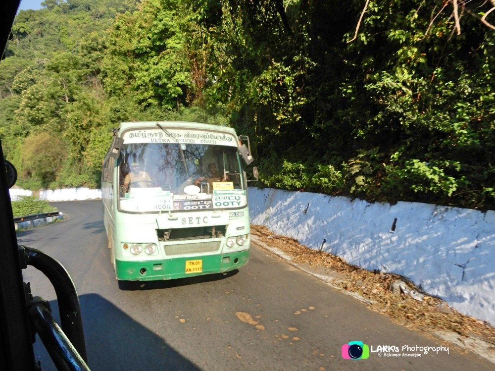 SETC TN 01 AN 1117 Ooty - Nagercoil