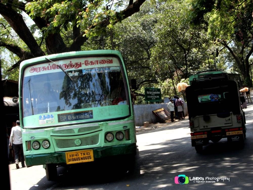 TNSTC TN 43 N 0605 Ooty - Coimbatore