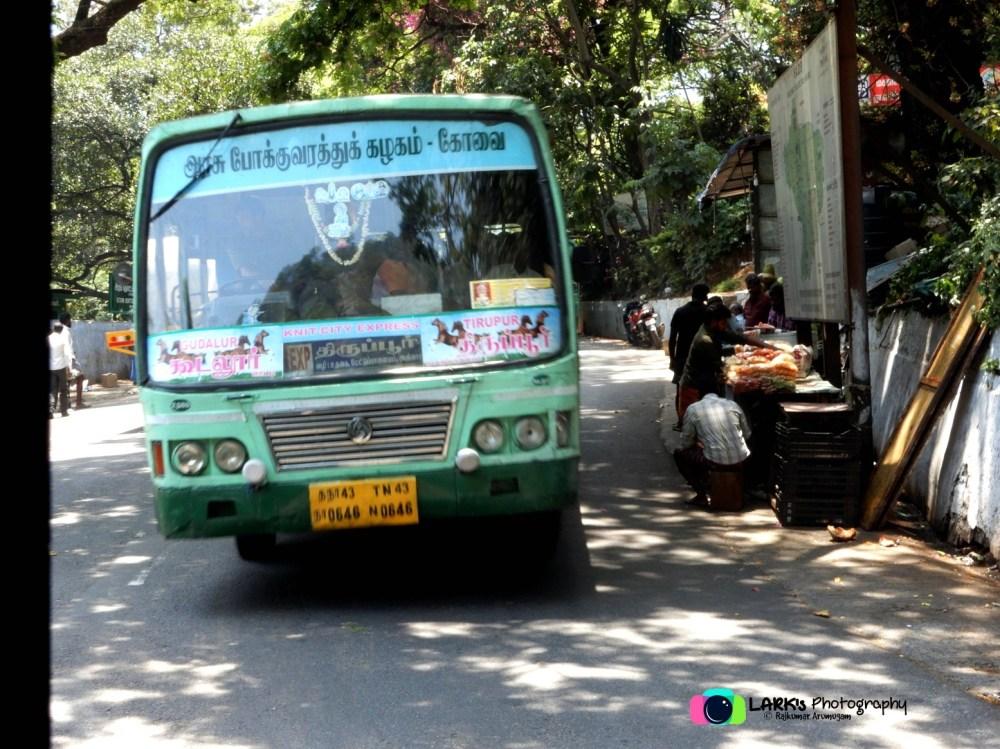 TNSTC TN 43 N 0646 Gudalur – Tiruppur