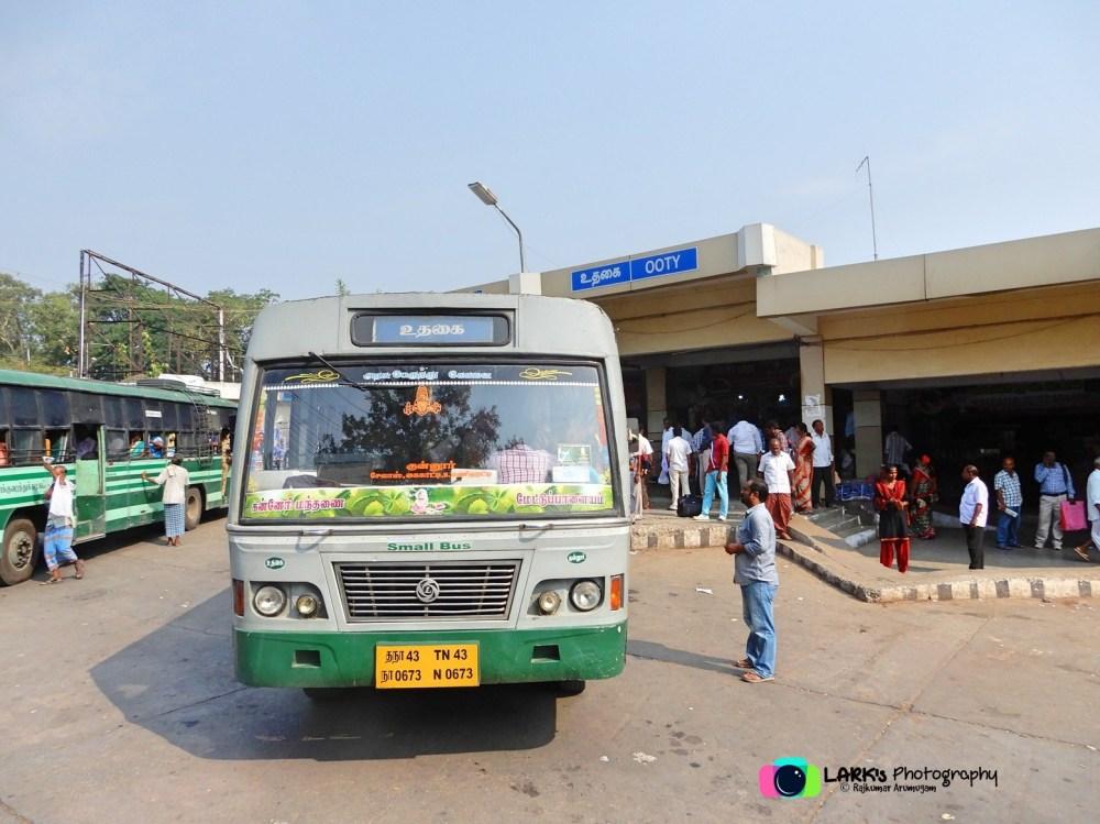 TNSTC TN 43 N 0673 Kanneri Mandhanai - Mettupalayam