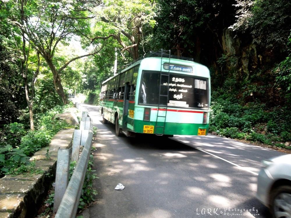 TNSTC TN 38 N 2873 Ooty - Karur