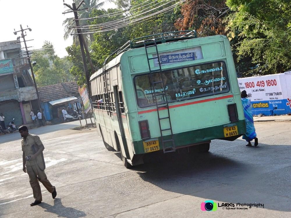 TN TN 43 N 0655 Kotagiri - Palani
