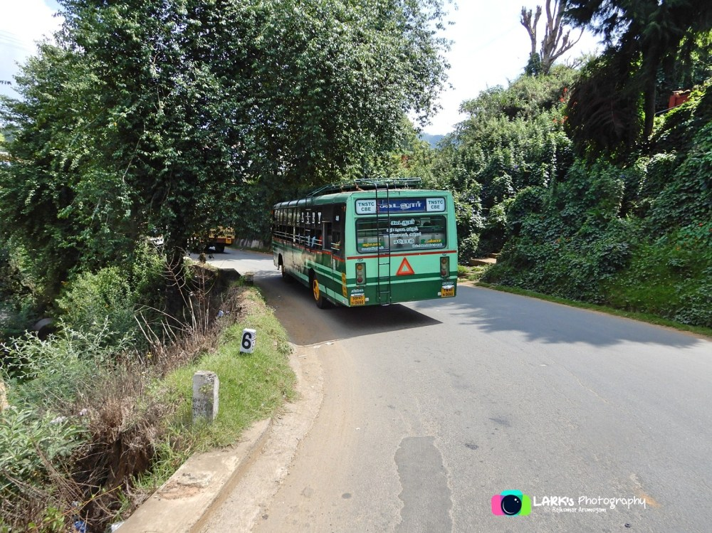 TNSTC TN 43 N 0660 Gudalur - Erode