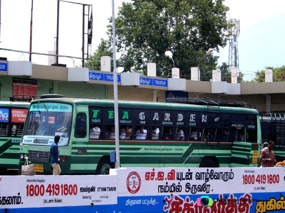 TNSTC  TN 43 N 0744 Kotagiri - Perambalur