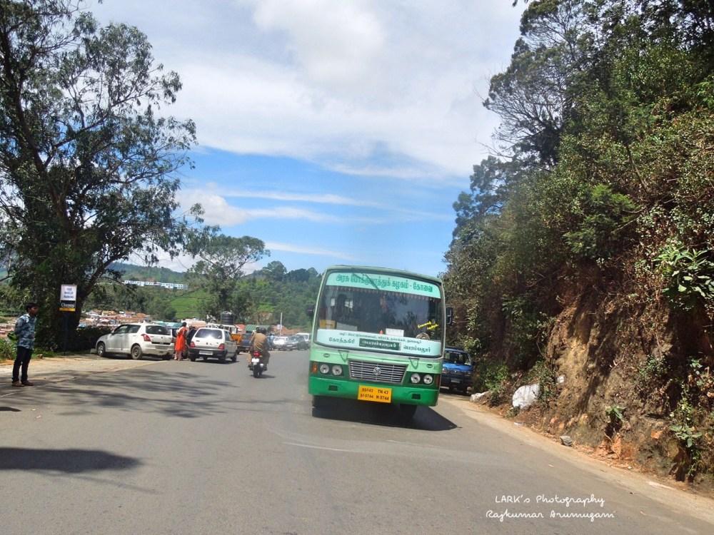 TN 43 N 0744 Kotagiri - Perambalur